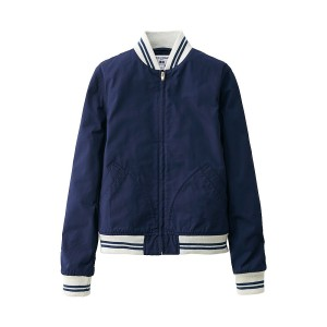 Uniqlo Ines Cotton Rib Blouson