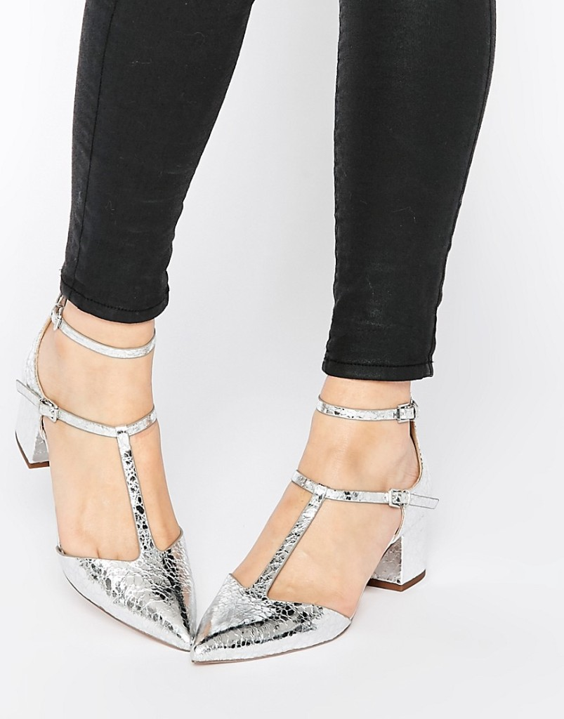 ASOS Switch it on Pointed Heels