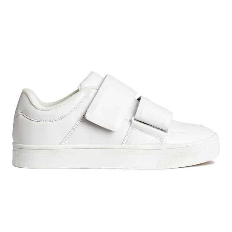 HM 2-strap velcro trainers