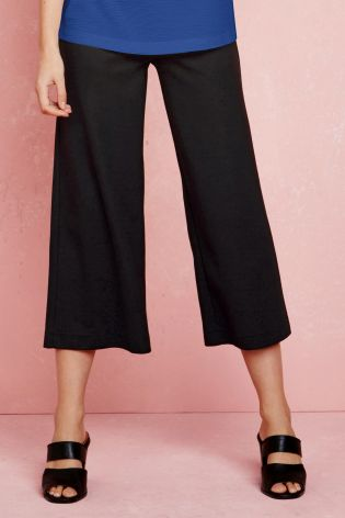 next black culottes