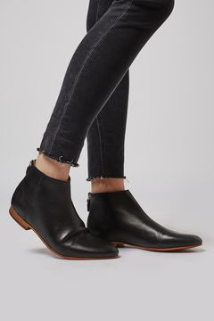 topshop apple bee ankle boot