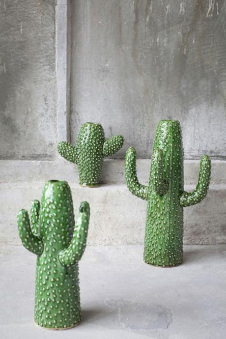 trouva cactus vase