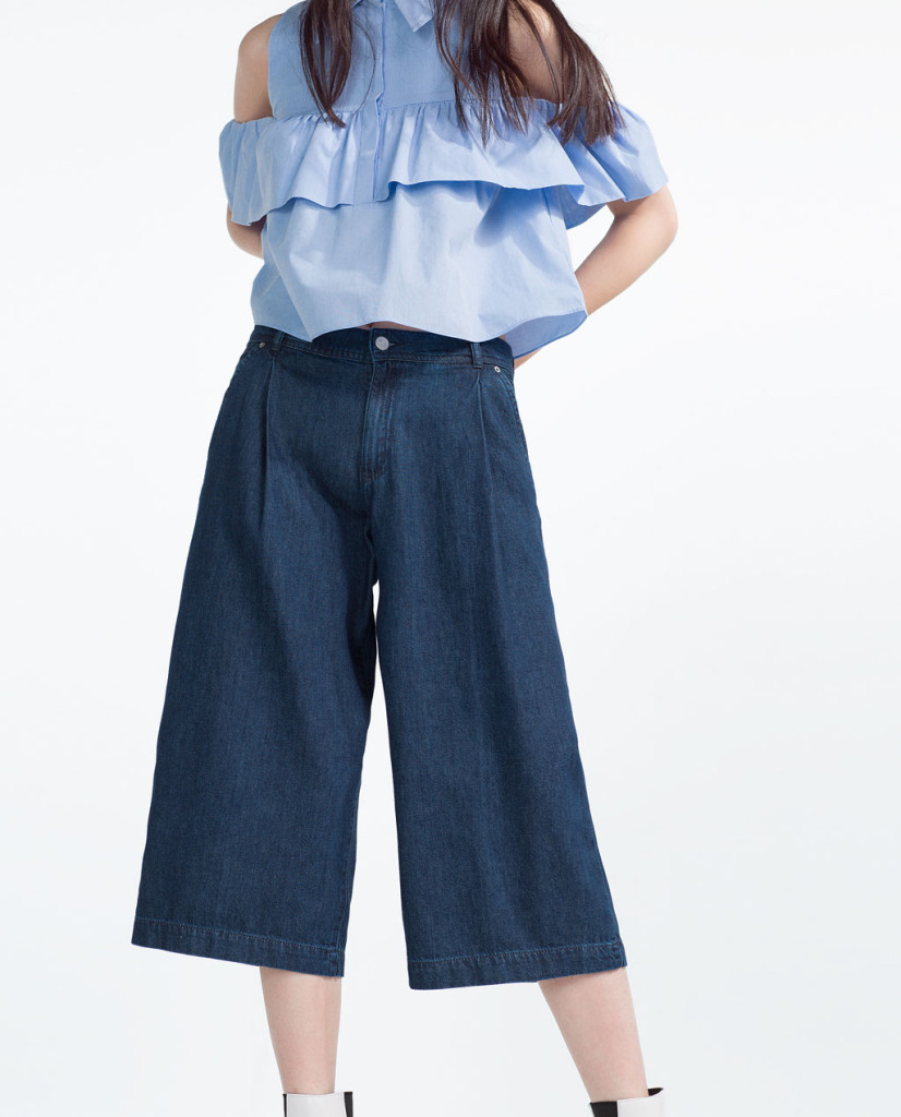 zara-denim-culottes