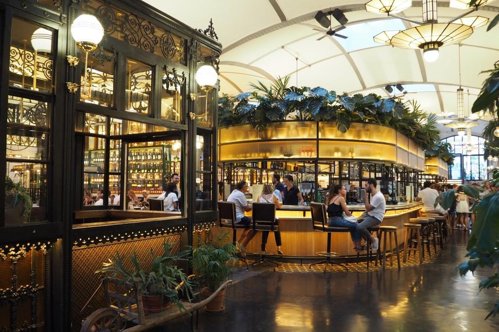 El Nacional Main Bar