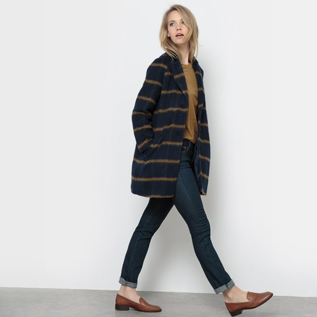 laredoute-checked-oversized-boyfriend-coat-navy