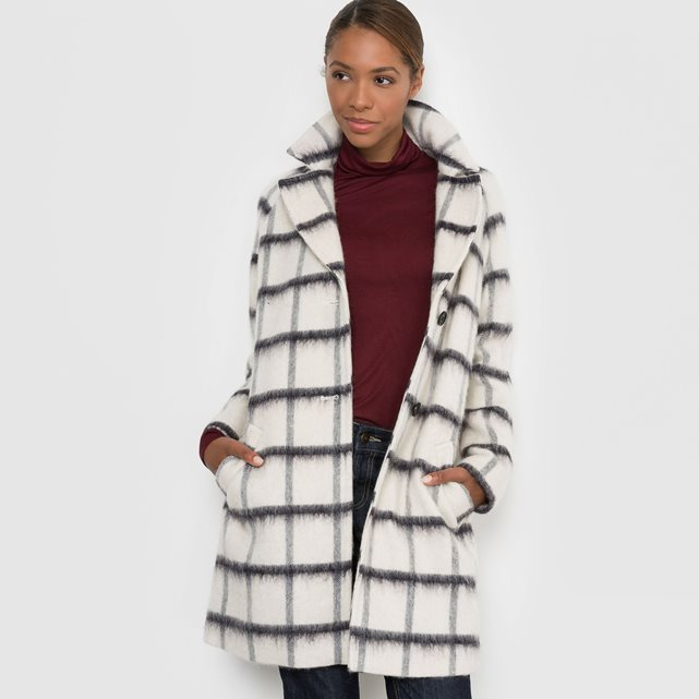 laredoute-checked-oversized-boyfriend-coat-white