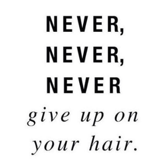 Hair-quote