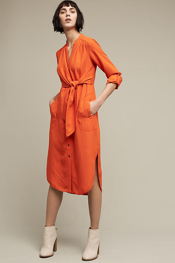 anthropologie-shirt-dress