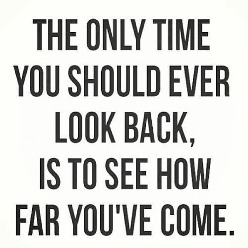 looking-back-quote