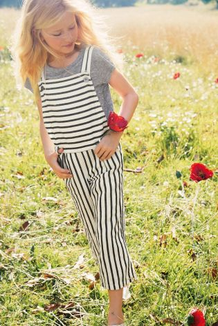 next-striped-cropped-dungarees