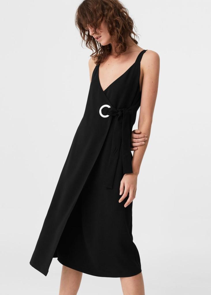 mango-buckle-dress