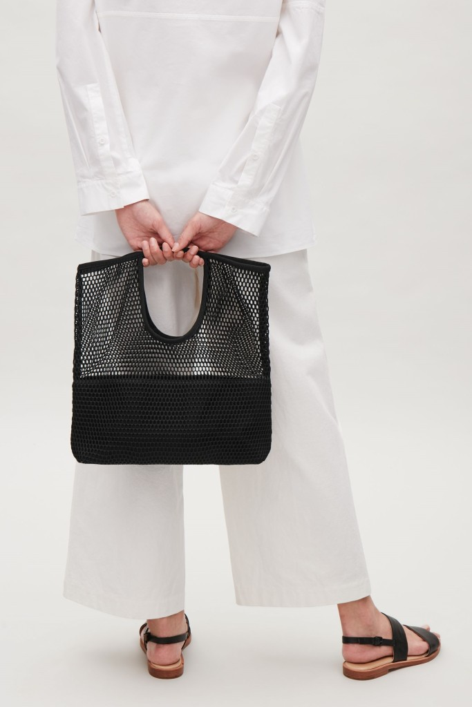 cos-mesh-market-bag