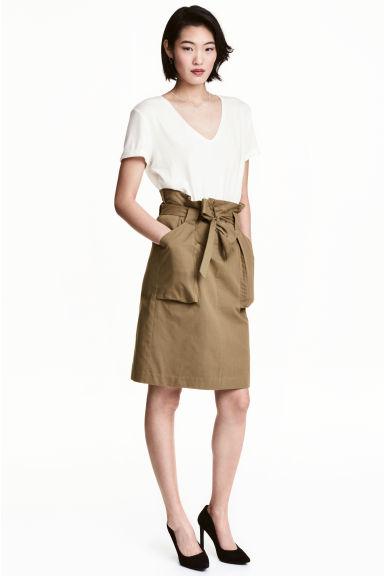 hm-cargo-skirt