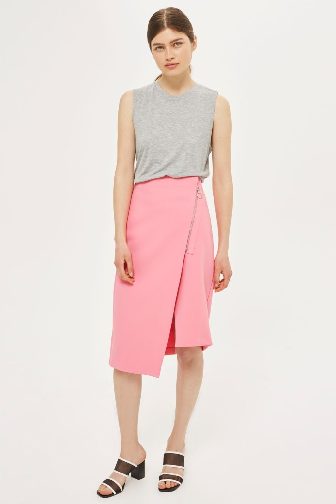 ts-asymmetric-zip-skirt-pink