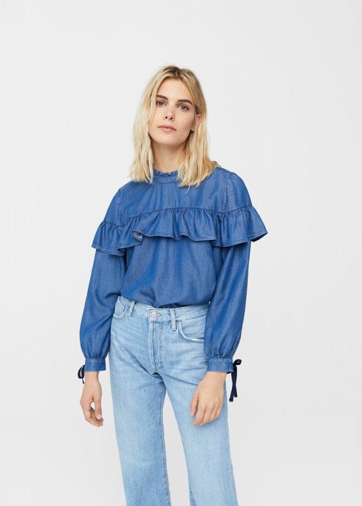 mango-denim-frill-shirt-stinker