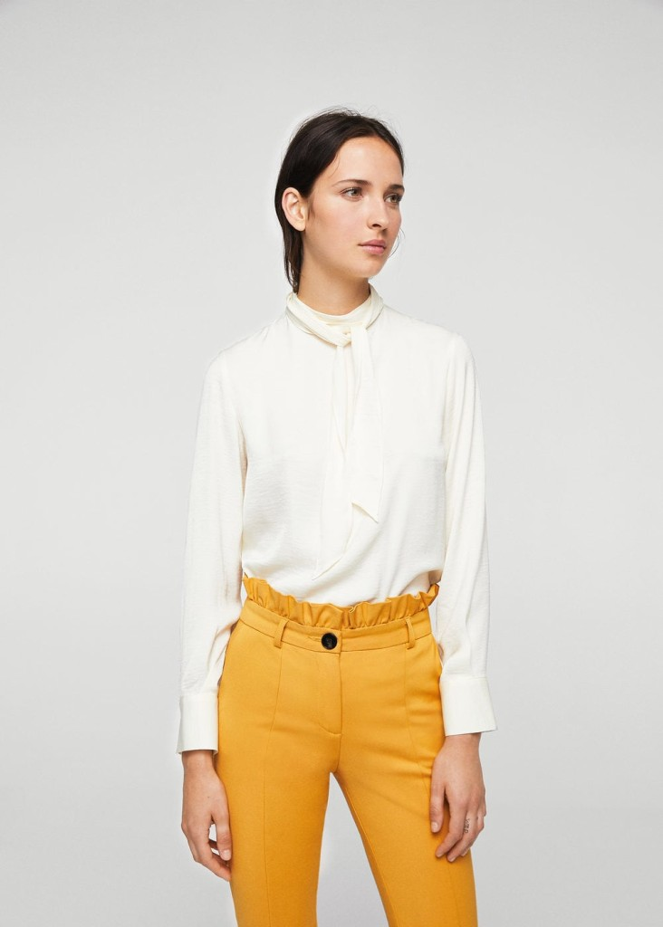 mango-lacy-flowy-blouse-yellow