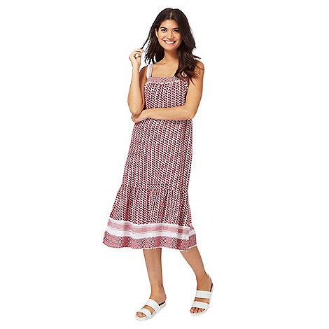 red-herring-jaquard-pompom-dress