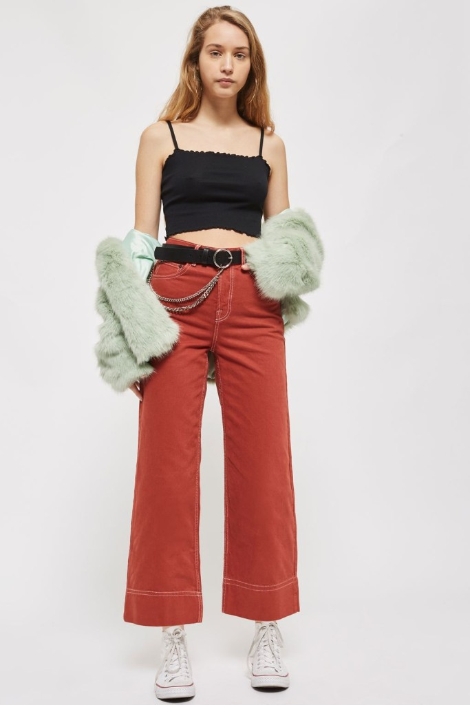 topshop-petite-terracotta-crop-jeans