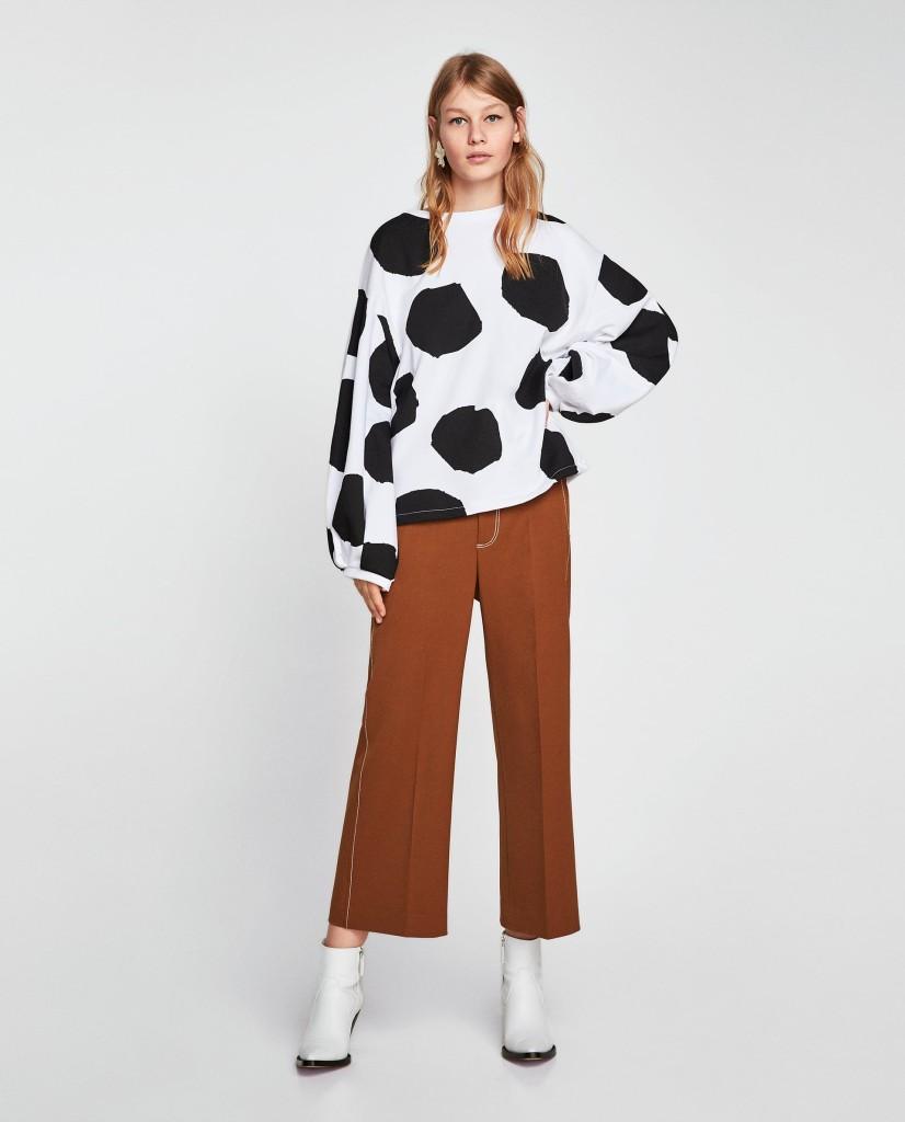 polka-dot-sweatshirt