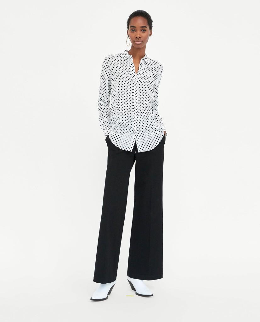 zara-polka-dot-blouse
