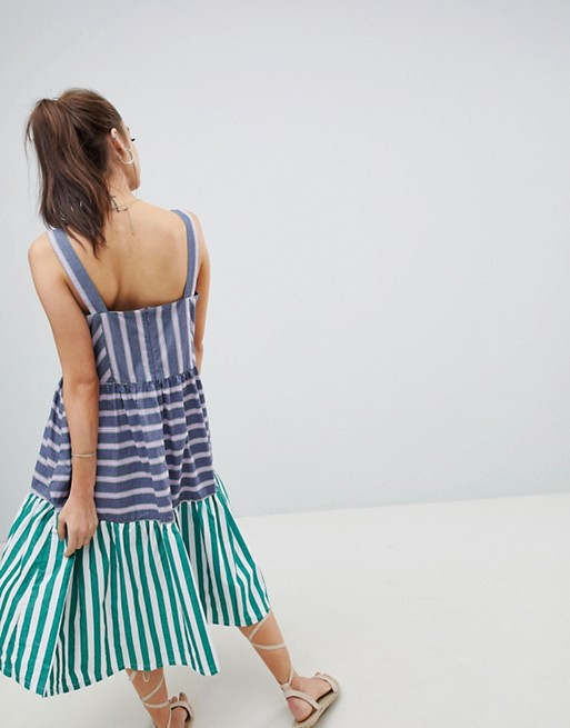 asos-design-stripe-midi-tiered-sundress2