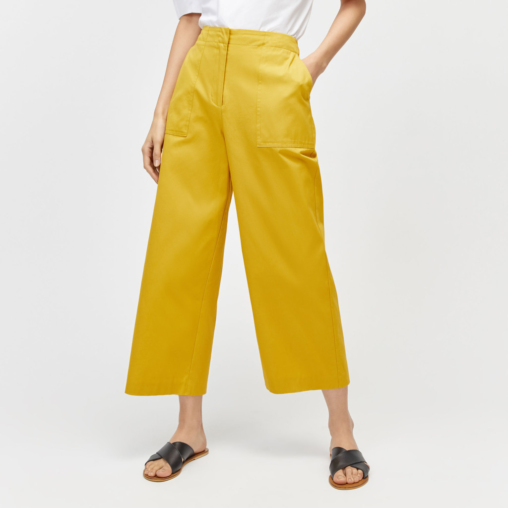 warehouse-yellow-culottes