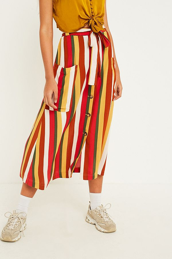uo-striped-midi