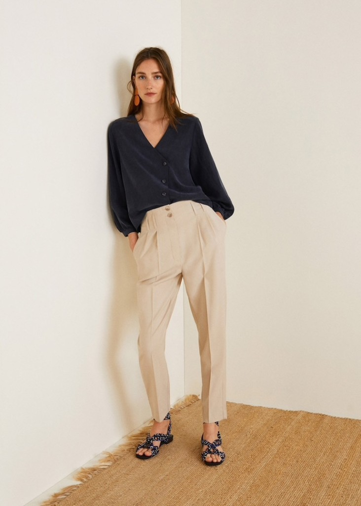 mango-loops-high-waisted-trousers