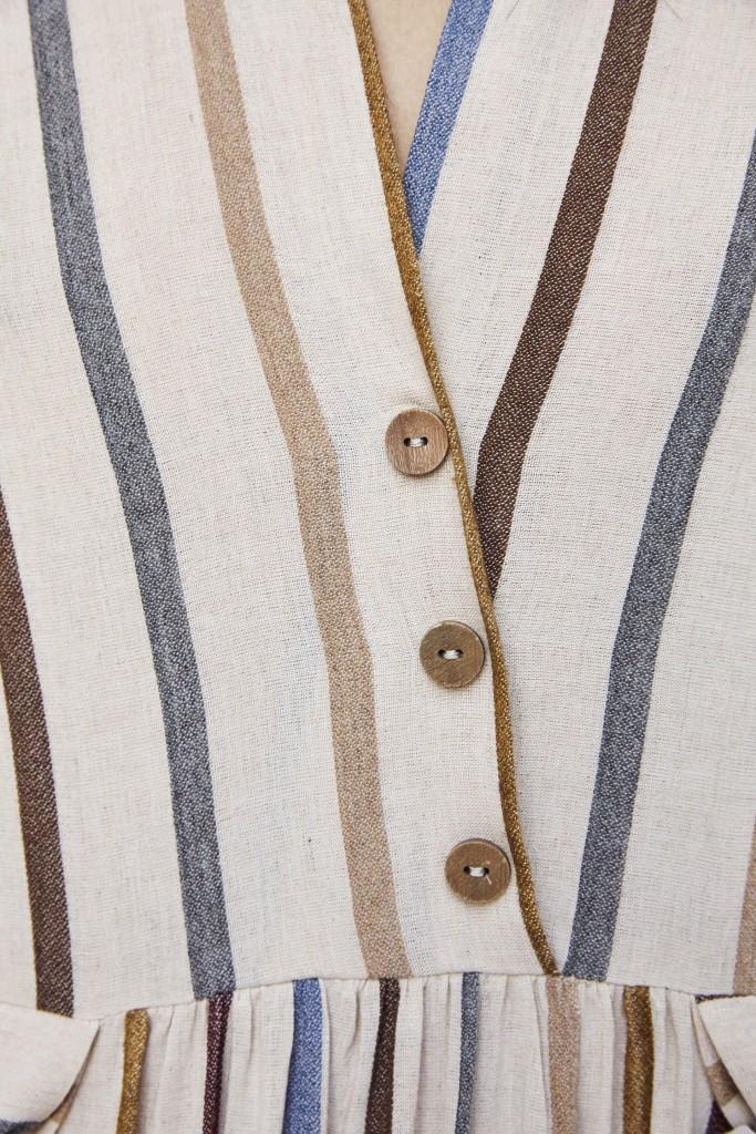 zara-striped-belted dress2