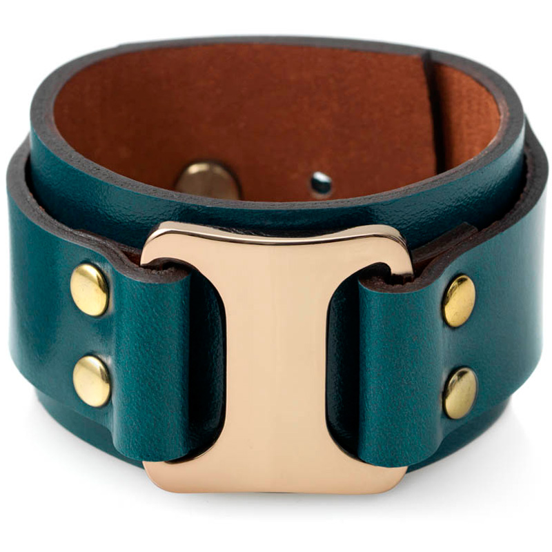 ls-chunky-leather-cuff-gold