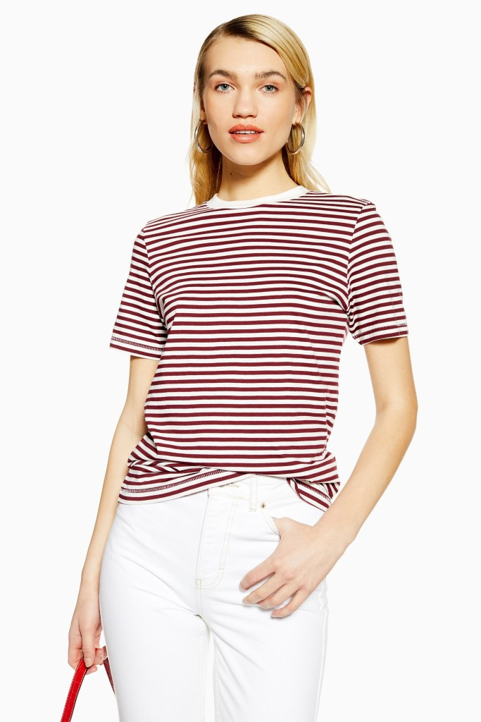 **Perfect T-Shirt by Selected Femme | Topshop