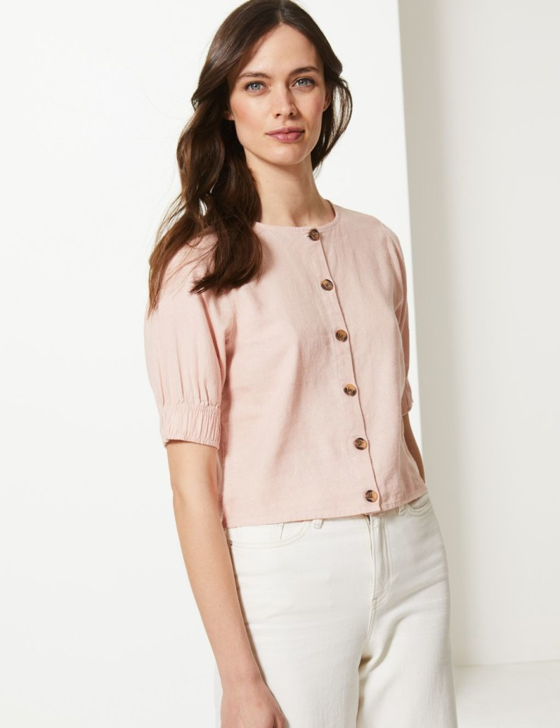 m&s-short-sleeve-shirt