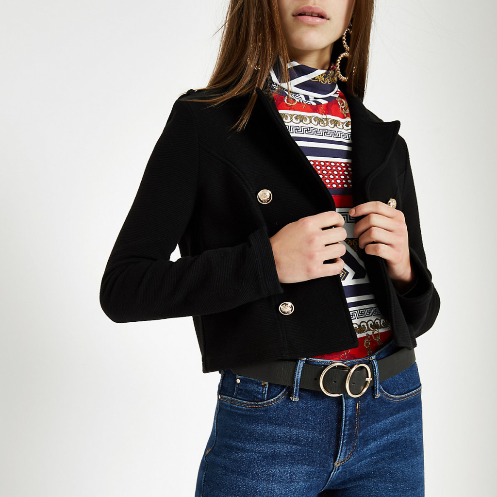 riverisland-cropped-blazer