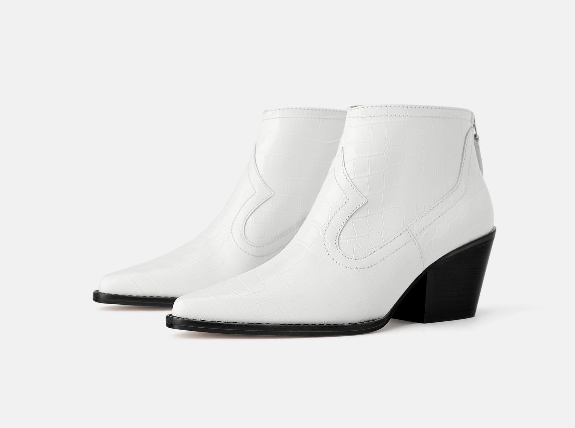 zara-mock-croc-cowboy-ankle-boots