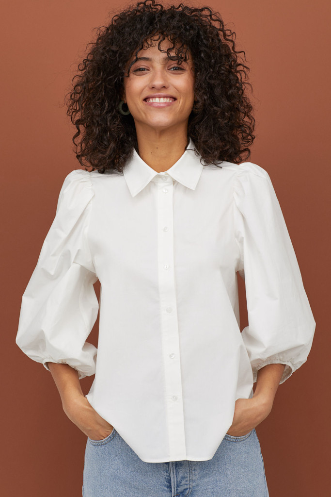 hm-balloon-sleeve-blouse