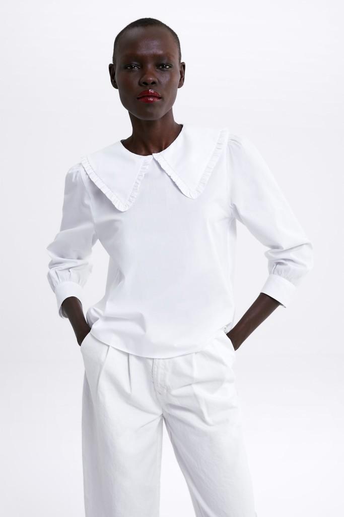 zara-peter-pan-poplin-blouse