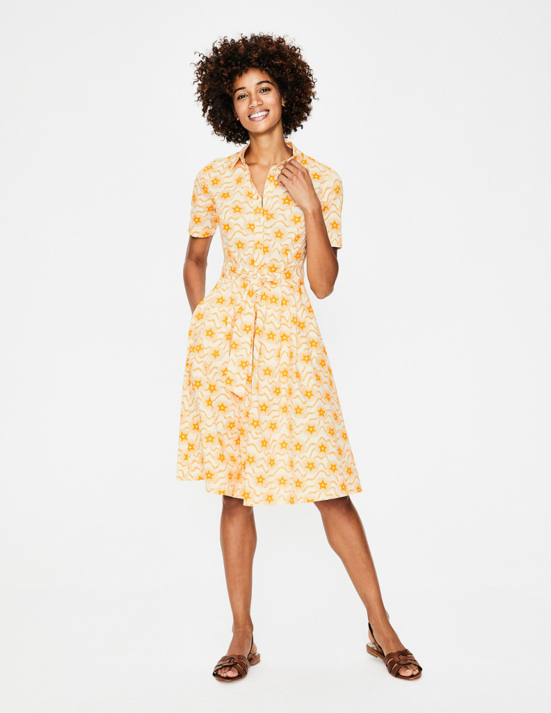 boden-anastasia-shirt-dress-yellow-star