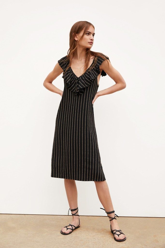 zara-textured-weave-dress