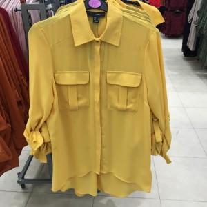 Primark Mustard Shirt