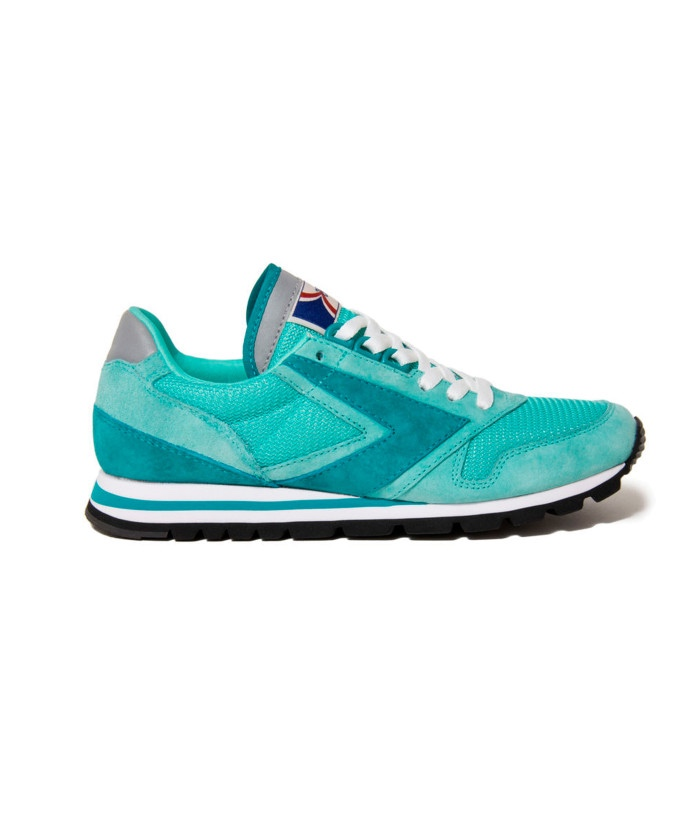 The original 'running shoe' in turquoise...