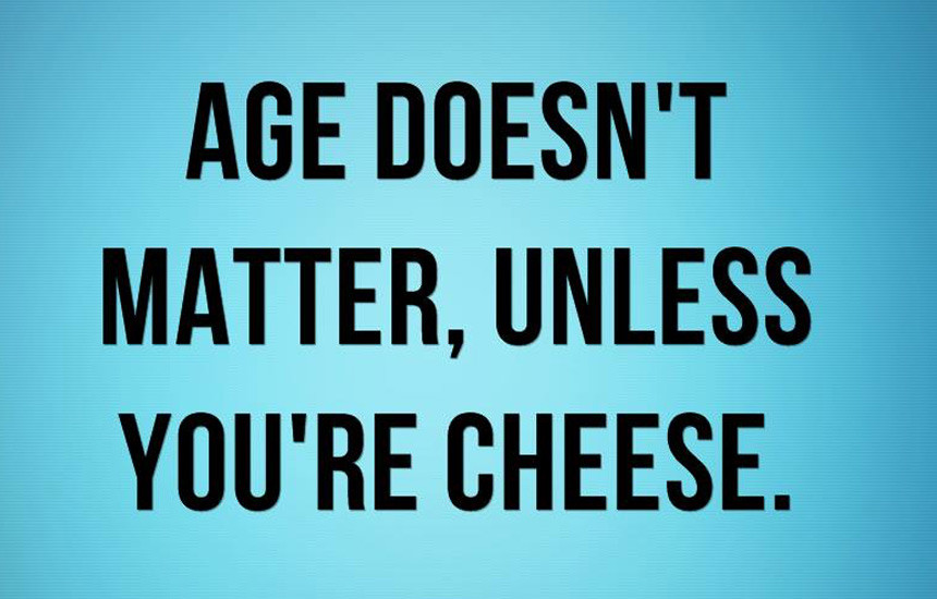 age-quote