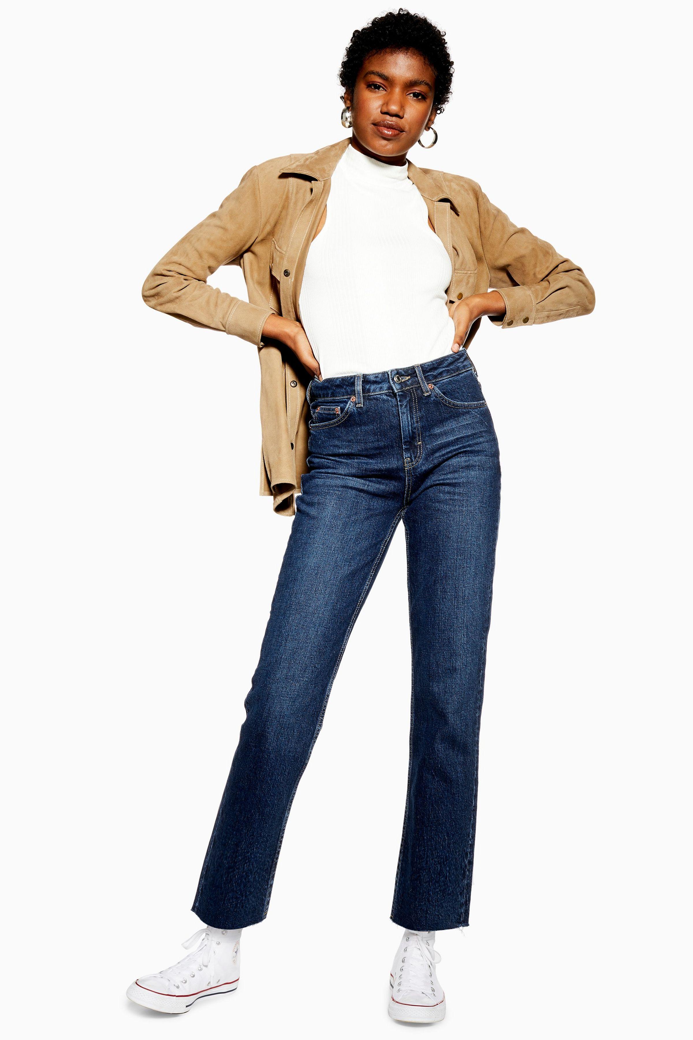 topshop-straight-leg-jeans